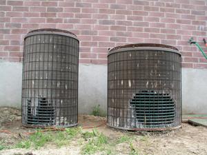 AC replacement San Marcos Texas Garner AC & Heating Services AC repair Wimberley